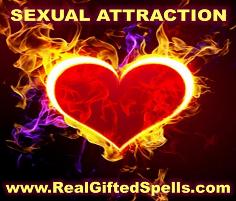 Sex Magick Spells - Sexual Attraction Spells