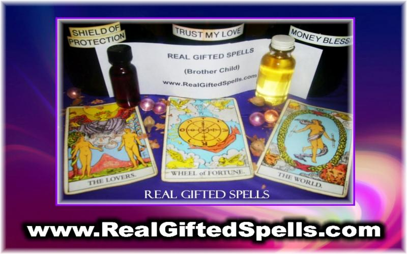 Real Gifted Spells - Real Spell Casters and Reviews